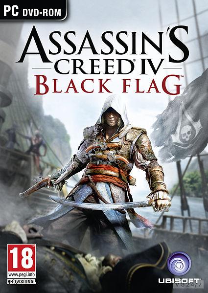 Ассасин крид 4 черный флаг