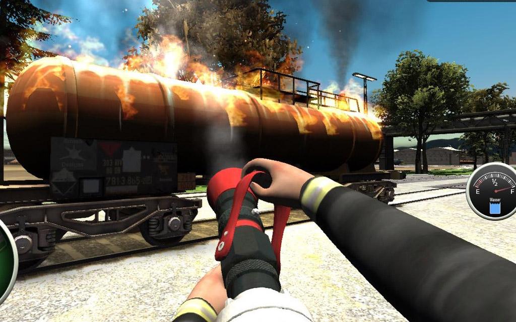 скачать игру пожарный симулятор - фото 11