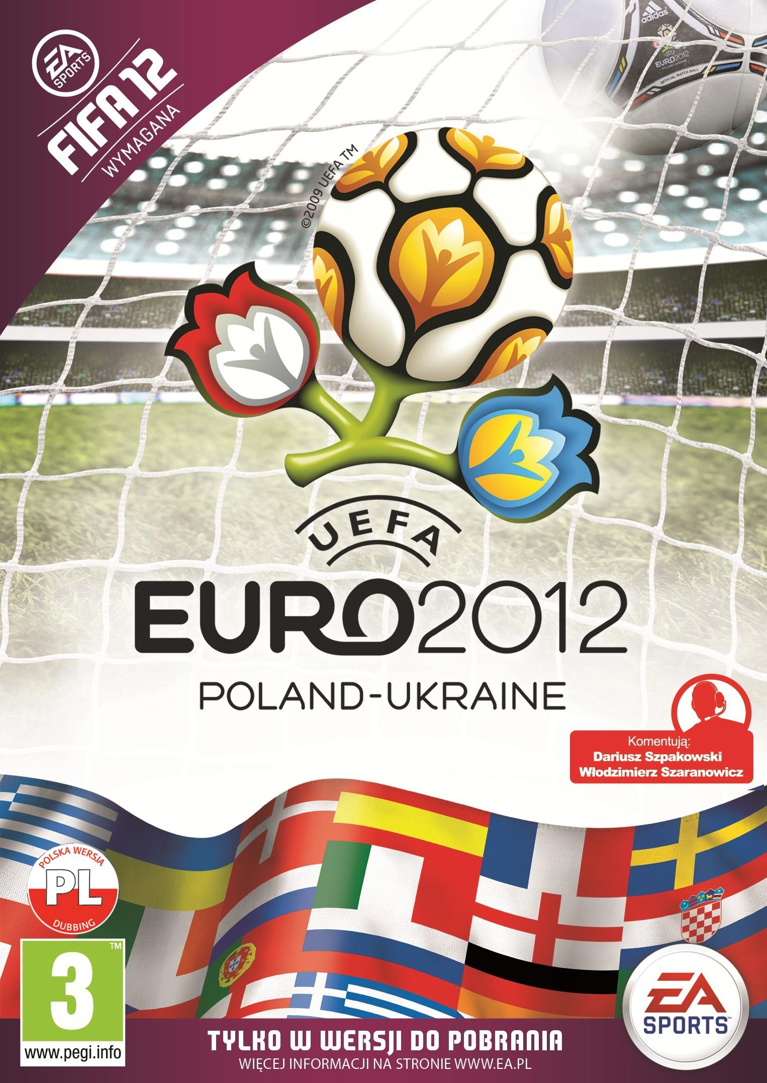 Через торрент UEFA Euro 2012 скачать.