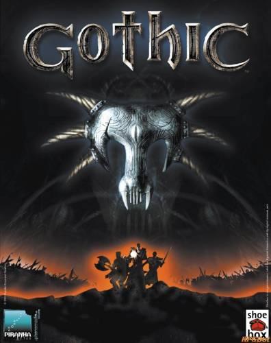 gothic 3 магическая руда:
